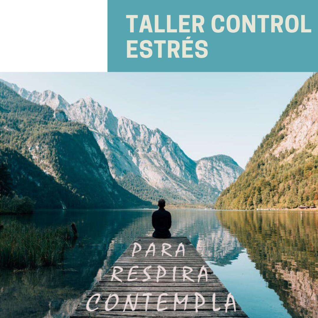 TALLER TÉCNICAS CONTROL ESTRÉS OSATOKI
